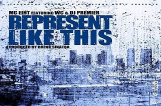MC Eiht ft. W.C. & DJ Premier – 'Represent Like This' & New Album Announcement