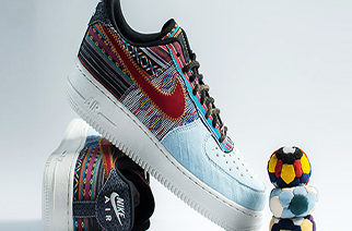 Nike Reveals New Multi Pattern Air Force 1 Low