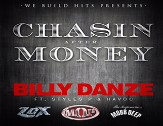 Billy Danze ft. Styles P & Havoc - Chasin After Money (prod. by VetTrax)