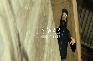 Eternal ft. Cyrano Sinatra - It's War (You Feel It Yet?)