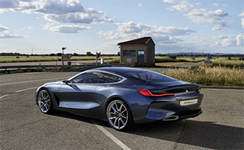 The New BMW Concept 8 Series