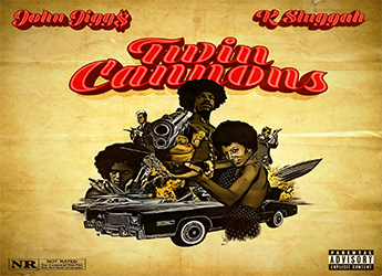 John Jigg$ - Twin Cannons