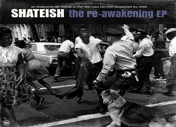 Shateish ft. Rapsody - Hurt Away (prod.d by Nottz)