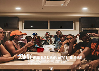 Young Lyxx & Bando Wavey ft. Teezy Baby - Xanny