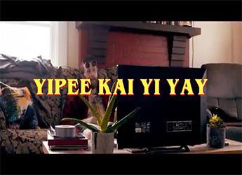 George Hollow - Yipee Kai Yi Yay