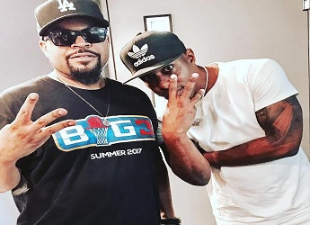 """Ice Cube - Confirms With DJ Whoo Kid New """"Friday"""" Movie"""