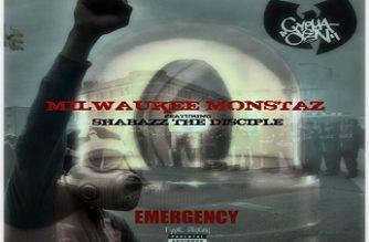 Milwaukee Monstaz ft. Shabazz The Disciple - Emergency