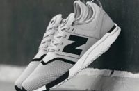 New Balance 247 Grey Black