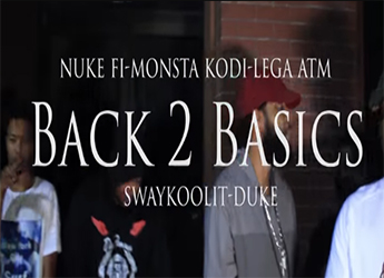 Nuke Fie, Monsta Kodi, Legga ATM, Swaykoolit & Bob Duke - Back 2 Basics