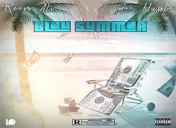 Reem Ali - Bleu Summer