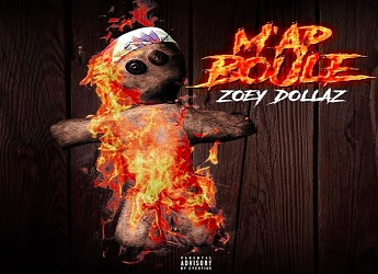 Zoey Dollaz Releases Tracklist for EP 'M'ap Boule' Dropping July 21