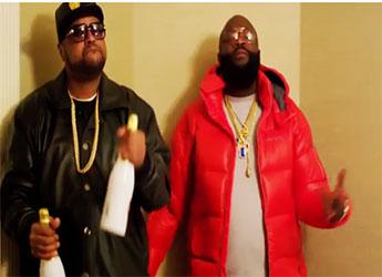 DJ Kay Slay ft. Rick Ross & 2 Chainz - Wild One