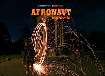 MH The Verb & ArtHouse95 - Announce The 'Afronaut' East Coast Tour
