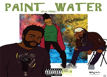 BlaccOut Garrison - Paint Water