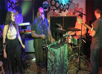 MH The Verb & ArtHouse95 - Live At The Boom Room in Philadelphia