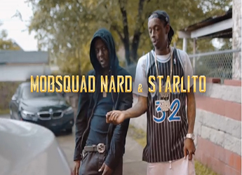 MobSquad Nard ft. Starlito - Black Magic