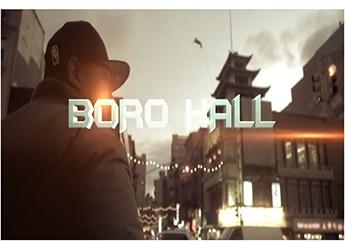 Boro Hall - One Inch Punch