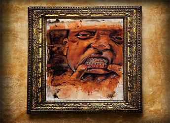 Da Flyy Hooligan - S.C.U.M. (LP)