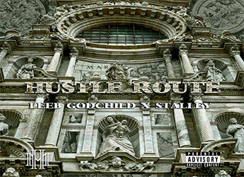 Leeb Godchild ft. Stalley - Hustle Route