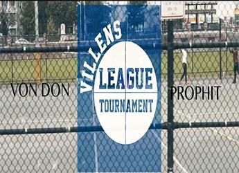 Von Don ft. Prophit - Villens League