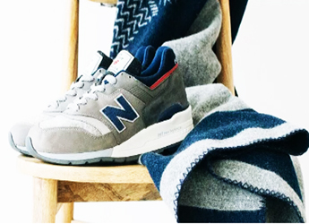 Woolrich and New Balance Debut 997 Collaboration