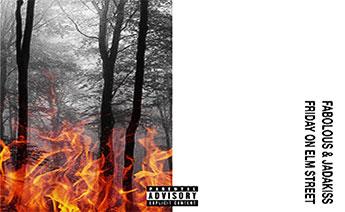 Fabolous & Jadakiss - Friday On Elm Street LP