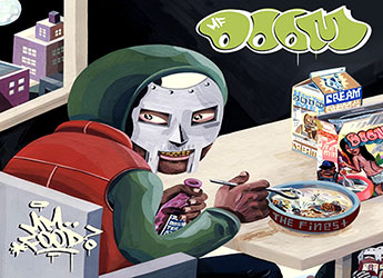 MF DOOM Released 'MM.. FOOD' On This Date In 2004