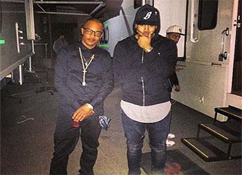 Chris Brown ft. TI, DJ Whoo Kid & DJ MLK - Sensei (Remix)
