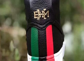 Nike Air Force 1 High 'BHM' Odes to Pan-Africanism