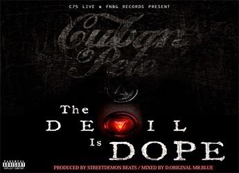"Cuban Pete's ""The Devil is Dope"