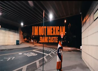 Frank Castle - I'm Not Mexican (I'm Not Racist Remix)
