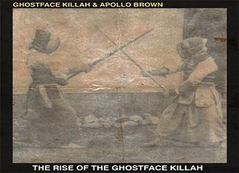 Ghostface Killah & Apollo Brown ft. RZA - The Rise of the Ghostface Killah