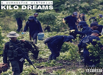 K.Burns - Kilo Dreams (EP)