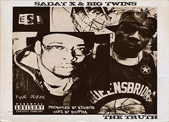 Sadat X ft. Big Twins & Dcypha - The Truth (prod. by BigBob)