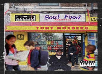 Tony Moxberg - Soul Food