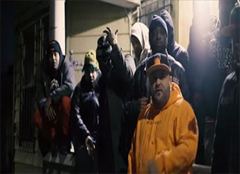 Tony Moxberg ft. Smoke Dza x Snyp Life x Styles P - Welcome To The Jungle (Remix)