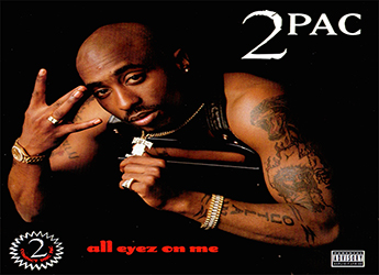 2Pac Released 'All Eyez On Me' On This Date In 1996