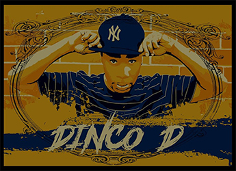 Dinco D - Doing Something Else