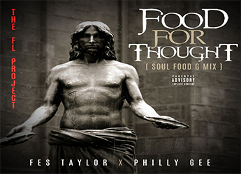 Fes Taylor & Philly Gee - Food For Thought