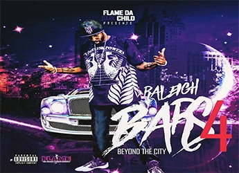 Flame Da Darkchild - Other Side of the Tracc