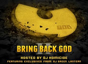 U-God - Bring Back God II (Mixtape)
