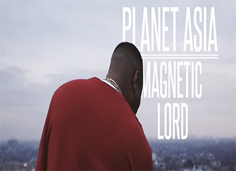 Planet Asia - Magnetic Lord