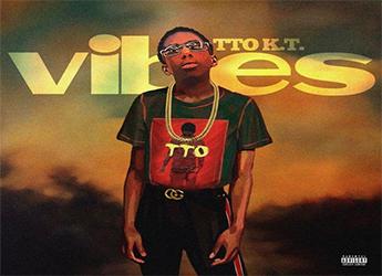 TTO K.T. - Vibes (LP)
