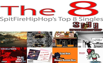 Top 8 Singles March 18 – March 24 ft. CyHi The Prynce, M3 & Jus Smith