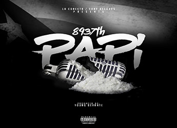 8.9.3.7th - Call Me Papi