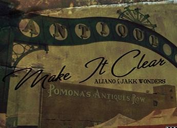 Aliano & Jakk Wonders - Make It Clear
