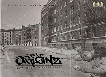 Aliano & Jakk Wonders - The Originz EP