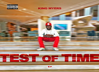 King Myers - Test of Time (EP)