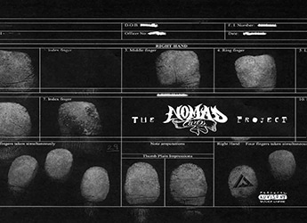 Nomad Carlos - The Nomad Carlos Project (LP)