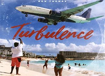 Ron Thomas - Turbulence (LP)